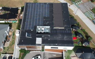 Brisbane Childcare Centre Solar Power System