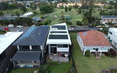 Brisbane Home Solar Power System