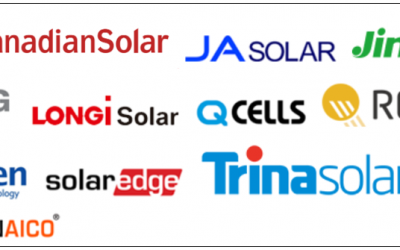 What solar panel brands I can trust?